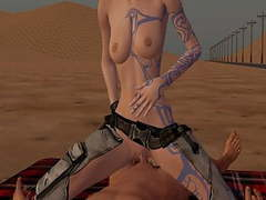 Camping borderland 3d movies at kilovideos.com