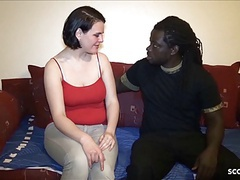 Real german bbw street whore first bbc dick for cash movies at kilovideos.com