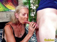 Golden slut - older lady blowjob compilation part 3 movies