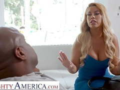 Naughty america bridgette b. fucks husband's bully movies at find-best-pussy.com