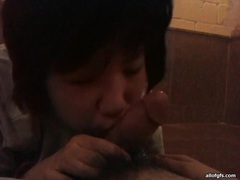 Hard boyfriend cock sucked by asian girl tubes at chinese.sgirls.net