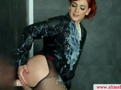 Sexy redhead bukkake babe sprayed with cum movies at find-best-videos.com