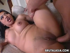 Exciting asian dolly mika tan enjoys rough ass pounding movies at find-best-tits.com
