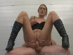 Dutch fantasies make me horny movies at freekiloporn.com
