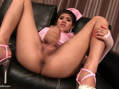 Tranny mac anal checkup movies at kilotop.com