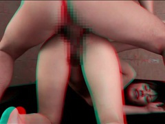 Doggystyle fuck and cock riding in 3d movies at nastyadult.info
