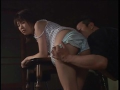 Young japanese housewife sucks hard cock videos