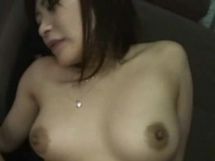 Japanese cunt fucked in a roomy van videos