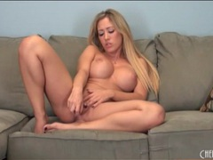 Naked capri cavanni fucks a dildo movies at kilopills.com