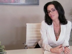 Boss veronica avluv sucks employee cock videos