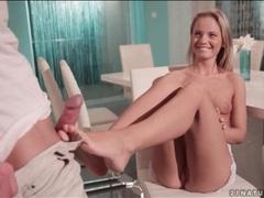 Vanda lust footjob is a sexy treat videos