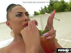 Keylla marques hot tranny at the pool movies at find-best-ass.com