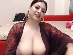 Big chubby indian plays with her pussy on cam movies