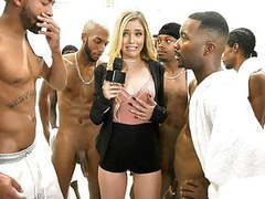 Kali roses sucks a black football team movies at find-best-babes.com