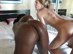 Amazing sex with ebony and best friend movies
