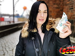 German scout - milf lena talk to dirty fuck at real pick up movies at freekilomovies.com