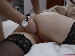 Xdominant 019 - slavegirl analized hard tubes