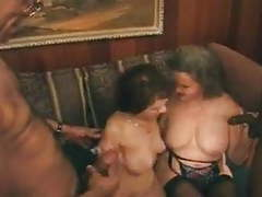 Two hairy grannies fuck young men movies at kilovideos.com