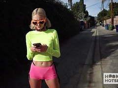 Skinny blonde sex doll tallie lorraine gets fucked hard movies at freekiloclips.com