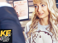 Fake hostel young russian girls in trouble with visa inspect movies at freekiloclips.com