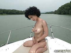 Getting fucked in the ass on a boat movies at find-best-mature.com