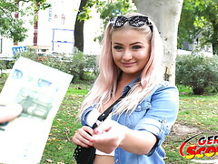 German scout - curvy college teen fuck at pick up casting movies at kilopills.com