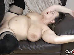 Agedlove busty mature interracial hardcore videos