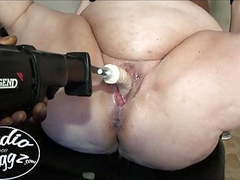 Ssbbw juicy kat machine fucked and spit roasted by bbcs movies at kilogirls.com