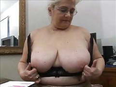 Big tits granny movies at kilopills.com