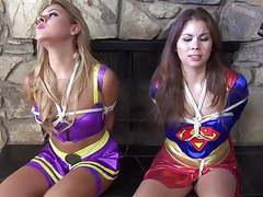 Superheroine that turn on each other videos