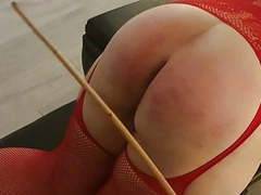 Forced orgasm & spanking with mr happy whacks movies at freekiloporn.com