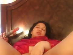 Bbw latina and her toy movies at kilogirls.com