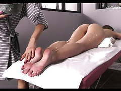 Jennifer lorentz very hot massage for a virgin babe movies at find-best-pussy.com