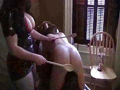 Lesbian mistress - punishment and spanking movies at find-best-babes.com