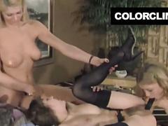 Hairy lesbian love nest movies at freekilomovies.com