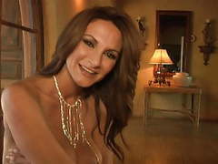 50 yo cougar petra verkaik showing off enormous natural tits movies at find-best-videos.com