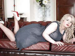 Bbw danni marie in vintage strips to wank in nylons heels movies at nastyadult.info