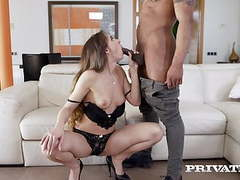 Private.com - all natural beauty aruna aghora fucked by bbc! videos