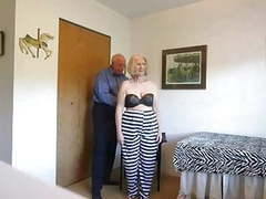 Prisoner abused and humiliated by warden movies at kilovideos.com