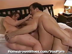 Horny mature threesome movies at find-best-videos.com