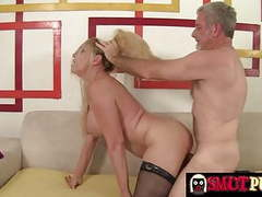 Smut puppet -  grandma cala craves doggystyle compilation 1 movies at find-best-mature.com
