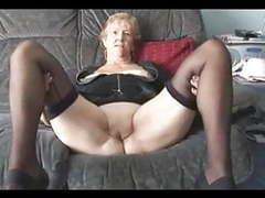 Mature lady teasing movies
