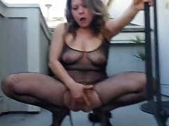 Mature woman masturbating movies at nastyadult.info