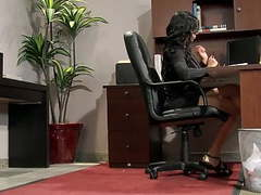 Jade jewels office fuck with hunk movies