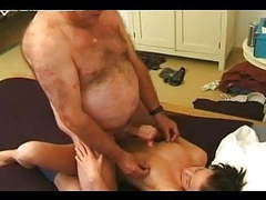 Chubby hairy straight dad fucking younger girl movies at kilogirls.com