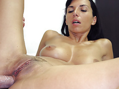 Best massage ever by french brunette bettina cox movies