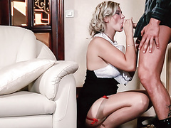 Vipsexvault -classy barbara nova makes love by the fireplace movies at find-best-pussy.com