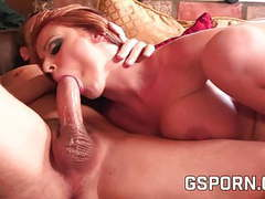 Redhead milf with big tits hardcore movies at kilogirls.com