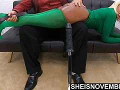I hate spanking my ebony step daughter ass when she disobey tubes