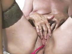 Abuela 63 years caliente consolador y dedo movies at find-best-pussy.com